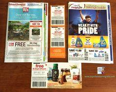 Gratis cupones en el periódico del domingo 07 de Junio #Cupones #superbaratisimo #ahorros #coupons #circulares