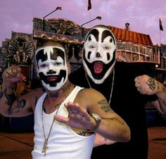 WE ARE WHERE WE'RE FROM - Insane Clown Posse - Whoop! Whoop! #allaboutme #seeyouatthegathering
