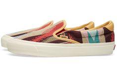 #TakaHayashi x #Vans Vault Slip On 59 LX #sneakers