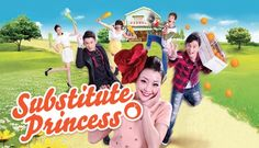 Princess Stand In / Substitute Princess ( Taiwan Drama)