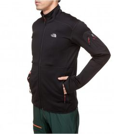 The North Face Men's Hadoken Full Zip Jacket - Summit Series