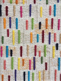 Jazzed Up by Aruna Reddy The Blue Planet, Small Tapestry, Contemporary Tapestries, Tapestry Design, White Texture, Tapestry Weaving, Sewing Techniques, Loom, Arts And Crafts