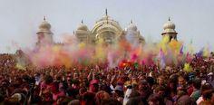 Holi : Festival of Colours (14 -Pics)