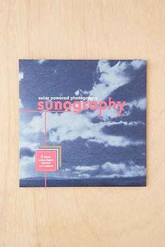 Sunography Solar-Powered Photograph Fabric Film Pack