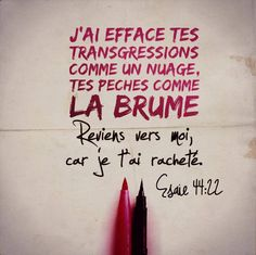 Ésaïe 44: 22 Witty Quotes, Bible Quotes, Bible Verses For Girls, Prayer For Wife, Colleges For Psychology, Life Words, God First, Quotes About God, Dear God
