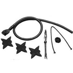 TG601A TRUGLO Bow Accessory Kit Black - http://sports.goshoppins.com/hunting-equipment/tg601a-truglo-bow-accessory-kit-black/