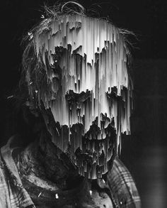 universe of chaos Arte Horror, Horror Art, Vaporwave, Satanic Art, Dark Artwork, Sad Art, Glitch Art, Creepy Art, Dark Photography