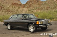 1984 mercedes 300d I had this in marroon!!!!! loved this car!