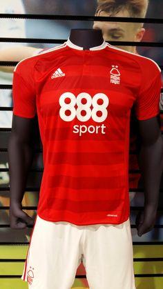 New kit for 2016/17 season.