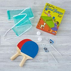 Anyone for Table Tennis Game  | The Land of Nod