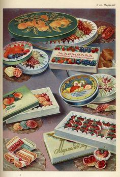 New fruit illustration packaging galleries Ideas Retro Recipes, Vintage Recipes, Vintage Food Posters, Vintage Sweets, Dessert Illustration, New Fruit, Retro Advertising, Food Drawing, Retro Christmas