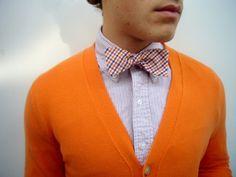 Preppy orange!