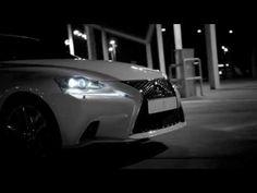 Lexus IS: Poise TV advert
