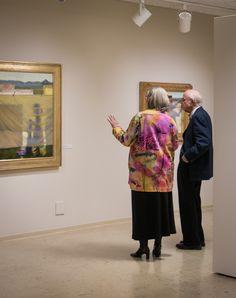 https://flic.kr/p/JaNwzF | Tweed Reopening Board Members & Guests Preview | Exhibit:  Jeffrey T. Larson, Domestic Space