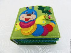 """Развивающая книжка """"Чудеса"""" - ручная работа, авторская игрушка, развивающая книжка, развивающая игрушка"""