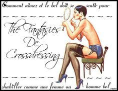 crossdressing fantasies