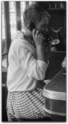 Jean Seberg Breathless (1960)