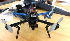 This drone ballistic parachute recovery system, based on an Arduino microcontroller, uses sensors to determine GPS coordinates. Diy Generator, Homemade Generator, Foldable Drone, Raspberry Pi Projects, Drone Quadcopter, Drones, 3d Laser, Arduino, Recovery