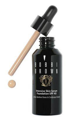 LOVE this serum foundation from Bobbi Brown