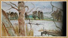 Watercolour marton pool