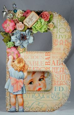 Killam Creative: B is for Baby!