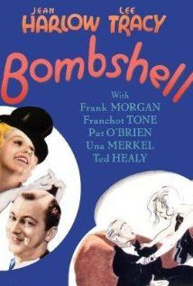 Bombshell (1933) Sexpot film star Lola Burns (Jean Harlow) is getting tired of the movie business and the hangers on, mostly her family, so she seeks a new image and tries marrying a marquis, adopting a baby -- all sorts of schemes which go awry.  Lee Tracy is her firecracker press agent who will do anything to make sure she is in the tabloids.  This is a wonderful comedy!  A Must See!