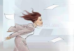 Storyboard, Illustrator, Beauty, Beleza, Illustrators, Cosmetology