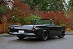 1955 FORD THUNDERBIRD CUSTOM CONVERTIBLE - Barrett-Jackson Auction Company - World's Greatest Collector Car Auctions