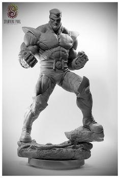 Colossus, Sheridan Doose on ArtStation at https://www.artstation.com/artwork/colossus-89dccf02-ee0d-499a-9005-d6ff7c9fc8dd