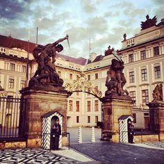 Pražský hrad | Prague Castle στην πόλη Praha, Hlavní město Praha