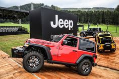 New Jeep Wrangler, Motorcycle Images, Car Show, Jeeps, Jogging, Austria, Monster Trucks, Calendar, Product Launch