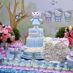 Festinha Hello Kitty - parte 1   Ask Mi