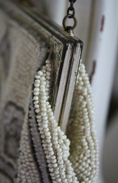 Vintage beaded bag by Betty, via Flickr