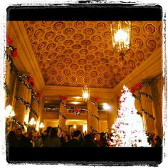 Holiday Nutcracker put on by the SF Ballet and SF Symphony