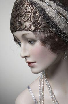 She's a doll ~ wow! By Alexandra Kokinova ~ close-up of Nellie.