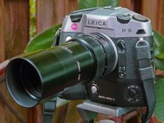 Originally produced for the U.S. Navy, the  Leica APO-Telyt-R 180mm f/3.4 has an interesting origin. Carl Merkin  tests out this lens' range and focus: http://blog.leica-camera.com/photographers/blog-contributors/carl-merkin/carl-merkin-the-spy-who-came-in-from-the-cold-the-180mm-f3-4-apo-telyt-r/