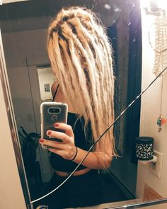 Dreadlocks!!