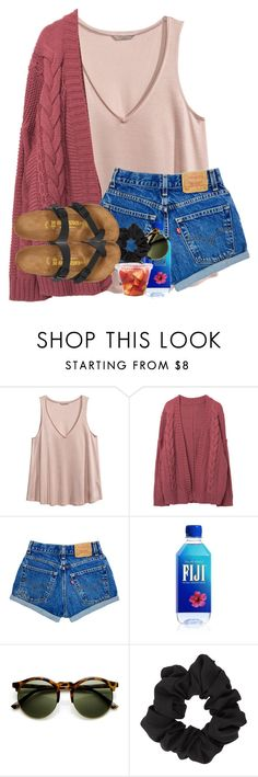 """HELP I NEED ADVICE (RTD)"" by madiweeksss ❤ liked on Polyvore featuring H&M, Miss Selfridge and Birkenstock"