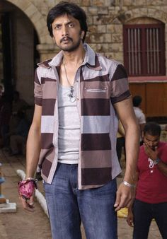 #Sudeep To #Start #Tamil Film this #Week - Exclusive