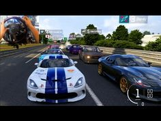 awesome Forza 6 GoPro Drag Racing /Rolls Playstation vs Xbox