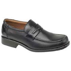 Partner product  Amblers Manchester Mens Leather Smart..