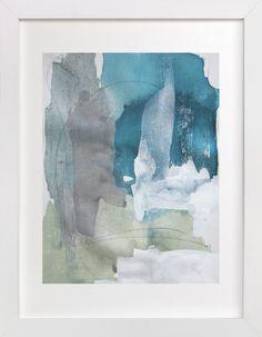 Sea Glass No. 2 by Julia Contacessi at minted.com