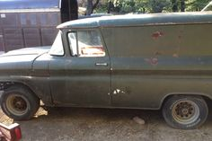 Special Delivery! 1963 GMC Panel Van - http://barnfinds.com/special-delivery-1963-gmc-panel-van/