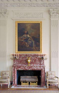 Salon de la chapelle, Grand Trianon, Versailles