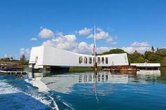 USS Arizona Memorial - Pearl Harbor Hawaii