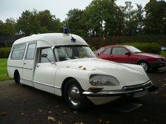 CITROËN DS 23 break ambulance carrossé par Currus 1973 Schwetzingen (1)