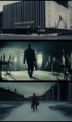 Inside Llewyn Davis (2013) Directed by: Ethan Coen, Joel Coen Cinematography: Bruno Delbonel ASC, AFC Cameras: Arricam LT, Cooke S4 Lenses, Arricam ST, Cooke S4 Lenses Format: 35mm (Kodak Vision3 500T...