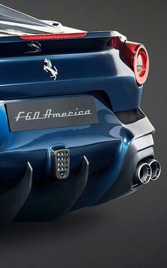 Ferrari F60 America - #car #cartuning #tuningcar #cars #tuning #cartuningideas #cartuningdiy #autoracing #racing #auto #racingauto #supercars #sportcars #carssports