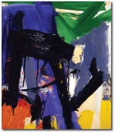Franz Kline (American: 1910 - 1962) - Structure and Imagery - Abstract