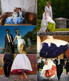 Here are these petti-coats again. I adore this idea. I love petticoats. Petticoat For Wedding Dress, Bridal Gowns, Wedding Gowns, Rockabilly Wedding, Tulle, Petticoats, Wedding Bells, Wedding Colors, Marie